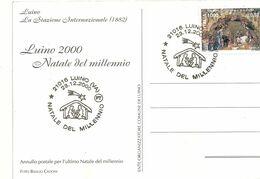 LUINO NATALE  DEL  MILLENNIO 2000 - Luino
