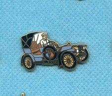 Rare Pins Auto Voiture Type Simplex Arthus Bertrand Z161 - Arthus Bertrand