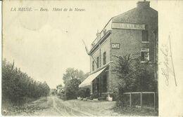 La  Meuse -- Beez - Hôtel De La Meuse.   (  2 Scans ) - Namur
