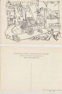 1964 ALPINI - ASSOCIAZIONE NAZIONALE - XXVII ADUNATA NAZIONALE DI ROMA -- R0395 - Militari