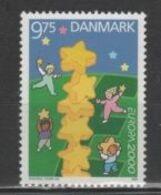 (SA0652) DENMARK, 2000 (Europa Issue). Mi # 1252. MNH** Stamp - Nuovi