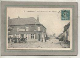 CPA - (59) LEERS - Aspect Du Bureau Des Douanes De La Rue De Néchin En 1911 - Other Municipalities