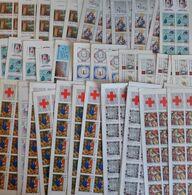France 96 Carnets Croix-Rouge 1986/2006 Neufs ** MNH. TB. A Saisir! - Rode Kruis