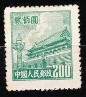 CHINA-STAMPS-1950-MICHEL-#-61-UNUSED-SEE-SCAN-MNH** - Ungebraucht