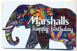 Marshalls U.S.A.,  Carte Cadeau Pour Collection, Sans Valeur  # 100 - Frankreich