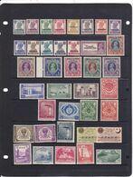 Pakistan  1947-1968 Collezione Di 76  Serie Cpl  .nuovi Tutte Gomma Integra MNH **  Splendidi - Pakistan
