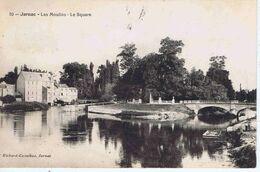 CHARENTE - JARNAC - Les Moulins - Le Square - Jarnac