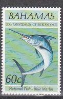 Bahamas 1993 - Mi.Nr. 815 - Postfrisch MNH - Tiere Animals Fische Fishes - Peces