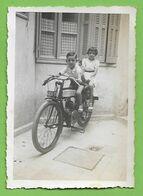Portugal - REAL PHOTO - Mota - Moto - Motorbike - Motos