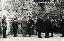 Trento-Fossa Dei Martiri-3-IX-1912 - Case Reali