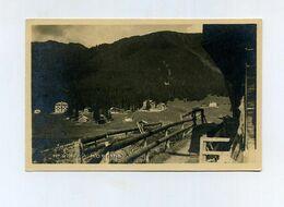 N°2782 A Morgins, Canton Du Valais, Suisse. Switzerland Svizzeria Schweiz. Ed.R.E. Chapallaz Fils, Lausanne. N&B, ABE - VS Valais