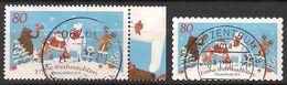 Deutschland  (2019)  Mi.Nr.  3504 + 3505  Gest. / Used  (8gl01) - Used Stamps