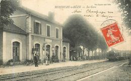 MIREBEAU SUR BEZE La Gare - Mirebeau