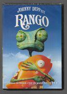 DVD Rango - Animation