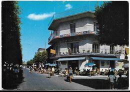 Mondragone (Caserta). Viale Marechiaro - Insegna Arancione Birra Peroni. - Caserta