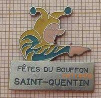 FETES DU BOUFFON à SAINT ST QUENTIN - Città
