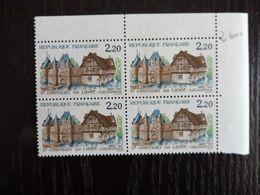 FRANCE - BLOC DE 4 - 1986 ST GERMAIN DE LIVET YT 2403 MNH ** - Nuovi