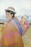 Bolivie :  Cholita    ///   REF . Sept.  20   ///  N° 12.648 - Bolivia
