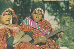 Bolivie :  Sucre :  Tarabuquenos Indios     ///   REF . Sept.  20   ///  N° 12.650 - Bolivia