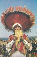 Bolivie :  Sicuri  Playing Samona   ///   REF . Sept.  20   ///  N° 12.651 - Bolivia