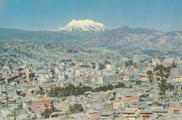 Bolivie :   La Paz   ///   REF . Sept.  20   ///  N° 12.654 - Bolivia