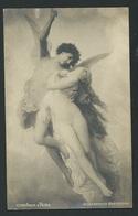 Roma Amore E Psiche  - N° 328 - Ernesto Richter - Roma    Maca 1545 - Richter, Ludwig