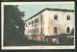 Mayotte  - L'hopital        Maca 1551 - Mayotte