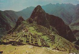 Bolivie :   Machupicchu   ///   REF . Sept.  20   ///  N° 12.655 - Bolivia