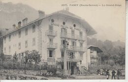 PASSY - Le Grand Hôtel  PRIX FIXE - Passy