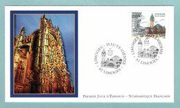 FDC France 2007 - Limoges (Haute-Vienne) - YT 4029 - 87 Limoges - 2000-2009