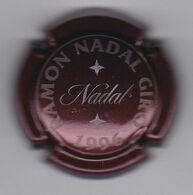 PLACA DE CAVA RAMON NADAL GIRO 1996 (CAPSULE) Viader:1659 - Mousseux