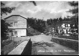 Montegroppo (Parma). Albergo Delucchi. Bottone Birra Wuhrer A Destra. - Parma