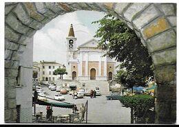 Rovere Veronese (Verona). Veduta. Insegna Birra Forst A Sinistra. - Verona