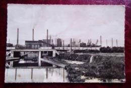 Carte Postale Ancienne -  Talange - Usines - Talange