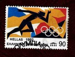 Grèce 1992 - Les Jeux Olympiques De Barcelone - Grèce