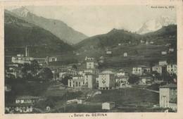 CARTOLINA VIAGGIATA SERINA BERGAMO (KP1683 - Italië