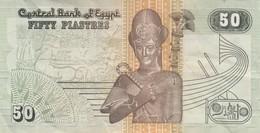 BANCONOTA EGITTO 50 PIASTRE VF (KP1794 - Egypte