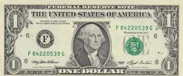 BANCONOTA 1 DOLLARO STATI UNITI UNC (KP1815 - Biljetten Van De  Federal Reserve (1928-...)