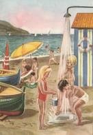 CARTOLINA NON VIAGGIATA SCENA BAMBINI (KP2055 - Szenen & Landschaften