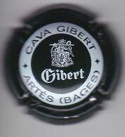 PLACA DE CAVA GIBERT (CAPSULE) Viader:1423 - Mousseux