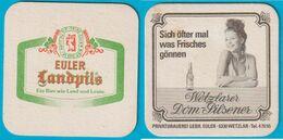 Privatbrauerei Gebr. Euler Wetzlar ( Bd 2803 ) - Sotto-boccale
