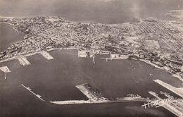 VUE AERIENNE. DAKAR. SENEGAL CPA, CIRCA 1940's NON CIRCULEE -LILHU - Senegal