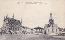 Grammont La Grand'Place - Geraardsbergen