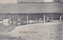 ( 02 ) - Amifontaine Dorfwäsche Lavage   Carte  Allemande 1° Guerre - Frankreich
