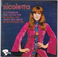 NICOLETTA - Le Luxembourg -  EP - 45 Rpm - Maxi-Single