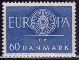 Denmark 1960 - Europa CEPT, Sc#379, MNH - Europa-CEPT