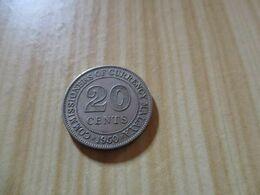 Malaysie - 20 Cents George VI 1950.N°626. - Malesia