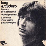 LENY ESCUDERO - Le Vieux Jonathan -  EP - 45 Rpm - Maxi-Single