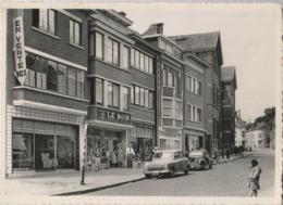 Wavre , Rue Du Chemin De Fer , Librairie  Despontin + Pub Journal Le Soir - Wavre