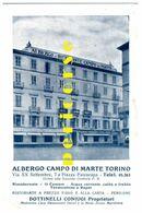 Albergo Ristorante  Campo Di Marte  7 Piazza Paleocapa - Bars, Hotels & Restaurants